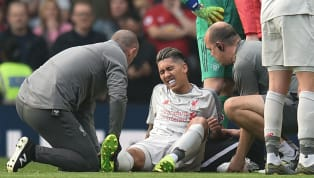 ​Liverpool have been dealt a major blow as forward Roberto Firmino has been deemed 'doubtful' for this weekend's Merseyside derby after sustaining an ankle...