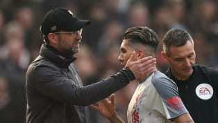 ​Liverpool manager Jurgen Klopp has confirmed that Roberto Firmino could yet be in contention to play against Everton on Sunday after recovering from his...