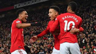 Hàng công của Manchester United chơi tuyệt hay trong ngày ngược dòng thắng Newcastle 4-1 ở Boxing Day khuya 26.12. Bộ ba hàng công Anthony Martial, Marcus...