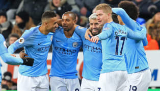 Manchester City striker Sergio Aguero has scored the fastest Premier League goal of the season so far after taking just 24 seconds to notch past Newcastle at...