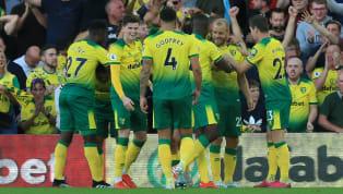 İngiltere Premier Lig'in 5. hafta mücadelesinde Norwich City, kendi evinde son şampiyon Manchester City'yi 3-2 mağlup ederek günün flaş skorlarından birine...