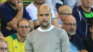 Pep Guardiola sarcastically congratulated Liverpoolon winning this year's Premier League title, in response to a journalist's question,after Manchester...