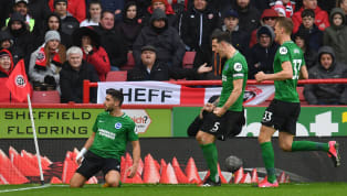 ints ​Sheffield United were forced to settle for just a point at home to Brighton as Neal Maupay swiftly cancelled out Enda Stevens' fantastic opener in the...