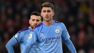 ated ​He's back! After 143 days out injured, Aymeric Laporte made his return to competitive football as he started Manchester City's clash with Sheffield...