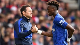 Chelsea manager Frank Lampard has confirmed that striker Tammy Abraham will not feature in Saturday's meeting with West Ham because of the injury he picked up...