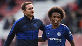 Chelsea bossFrank Lampard has claimed that Willian's recent comments about his contract situation at the club are 'not ideal', but admitted that talks are...