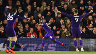 Jurgen Klopp has revealed his Liverpool squad gave Naby Keita 'multiple hugs' in the dressing room after the Guinean scored his first Premier League goal for...