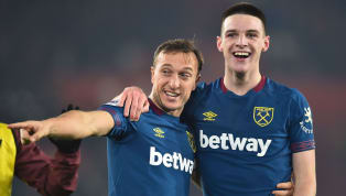 ​West Ham captain Mark Noble has teamed up with Betway to perform a hilarious prank on his teammate Declan Rice, staging a scenario in which his car gets...