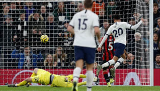 Win Deli Alli was in sensational form as he scored twice to helpTottenham overcome Bournemouth 3-2 at the Tottenham Hotspur Stadium on Saturday in the...