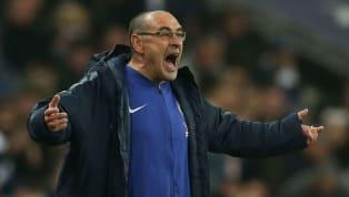 Sát thủ Napoli đích thân đánh tiếng muốn tái ngộ thầy cũ Sarri ở Chelsea