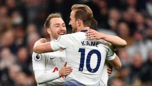 Manchester United xem nhạc trưởng Christian Eriksen của Tottenham là mục tiêu để nâng cấp hàng tiền vệ trong Hè 2019. EXCLUSIVE: Man Utd plan to TREBLE...
