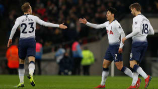 Win Tottenham left it late to come from behind to beat Watford 2-1 at Wembley, strengthening their grip on a top-four spot. The Hornets took the lead ten...