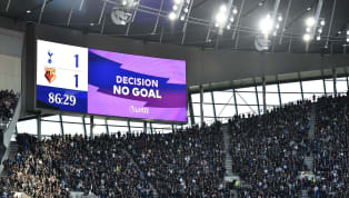Hawk-Eye Innovations have apologised for the erroneous message displayed on the big screen as Dele Alli helped bringTottenhamlevel with Watford during...
