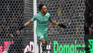 Arsenal traveled to Vicarage Road and came away with a 1-0 win over Watford that took them back into the top four in the Premier League. Troy Deeney was shown...