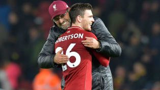 Liverpoolmanager Jurgen Klopp has expressed his delight with Andy Robertson for signing a five year contract extension, revealing that the player did not...