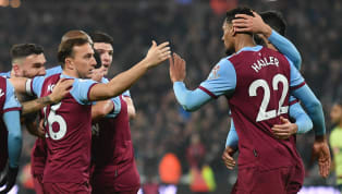 oyes ​West Ham were outstanding in David Moyes' first game as manager since returning to the club, with the Hammers easing past Bournemouth 4-0 on Wednesday...