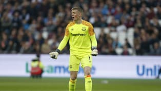 Footage has emerged of ​Everton and England goalkeeper Jordan Pickford fighting outside a bar, thought to be in Sunderland, this weekend.  The footage came to...