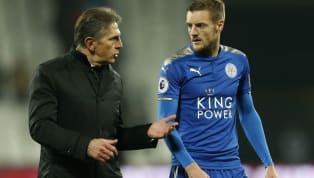 """Claude Puel has branded Jamie Vardy asa """"child who needs attention"""", but has insisted he has no regrets about his unsuccessful spell withLeicester..."""