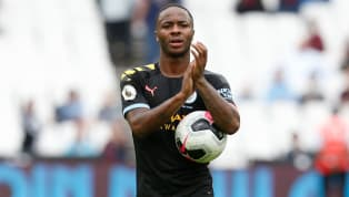 Raheem Sterling joined an elite list of players as Manchester City secured a 5-0 win over West Ham on the opening day of the new season, becoming just the...