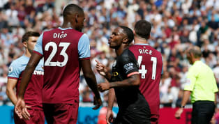 ​West Ham's woeful run of opening day fixtures in the Premier League continued as they were thrashed 5-0 at home to champions Manchester City on Saturday. The...