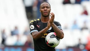 icks ​By completing a hat-trick in Saturday's thrashing of ​West Ham United, ​Manchester City's ​Raheem Sterling joined an exclusive list of just seven other...
