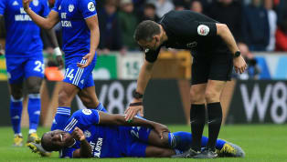 Cardiff City have confirmed that Sol Bamba will miss the rest of the season after the defender ruptured his anterior cruciate ligament against Wolves on...
