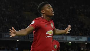 Him ​Manchester United expect to have Anthony Martial back from a thigh injury when they host Arsenal at Old Trafford in the Premier League on Monday night...