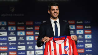 ​Alvaro Morata completed a £58m move to Atletico Madrid this summer, where he will join the La Liga side on a permanent basis at the end of his loan spell in...