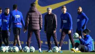 Quique Setien takes charge of his first Barcelona game as the Catalan giants play host to Granada in La Liga on Sunday. Barcelona decided to relieve Ernesto...