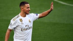 Eden Hazard est officiellement Madrilène depuis quelques jours. Il multiplie les apparitions médiatiques pour se présenter. Pour le site officiel du Real...