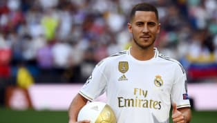 Esta madrugada Eden Hazard hará su debut como jugador del Real Madrid ante el Bayern de Múnich en Houston (2.00 am, RMTV). Será el estreno del último...