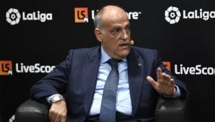 Keinginan Javier Tebas selaku kepala La Liga untuk mengadakan pertandingan kompetitif di Amerika Serikat tidak dapat menjadi kenyataan. Sebelumnya Tebas...