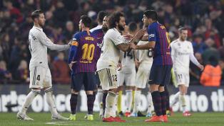 Jour de Clasico aujourd'hui, entre le Real Madrid et le FC Barcelone, au Santiago Bernabeu pour la demi-finale retour (1-1 au match aller) pour la Copa del...