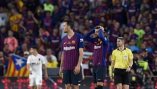 Comme un lot de consolation après la défaite en demi-finale de la Ligue des Champions, le FC Barcelone affrontait le FC Valence pour tenter de mettre la main...