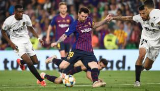 El Valencia visita este fin de semana el Camp Nou y los precedentes no son muy favorables al equipo de Marcelino que tiene en el conjunto azulgrana a una de...