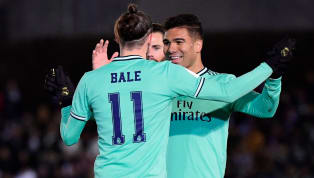 Le Real Madrid s'est difficilement imposé sur la pelouse de l'UDS Salamanca (1-3) dans le cadre des 16es de finale de la Coupe du Roi. Gareth Bale, buteur,...