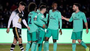 ElReal Madridse impuso por un gol a tres en su visita al modesto Unionistas de Salamanca. El frío, el terreno de juego, una afición incansable y un equipo...