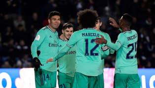 Los de Zinedine Zidane no tuvieron nada fácil el pase a la siguiente ronda de la Copa del Rey frente a Unionistas de Salamanca. El humilde equipo estuvo muy...