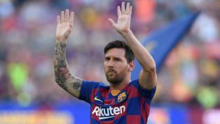 Megabintang Barcelona, Lionel Messi, berpotensi absen kala Blaugrana menyambangi San Mames, markas Athletic Club Bilbao, pada pekan pertama La Liga yang...