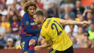 Calum Chambers is ready to challenge deadline day signing David Luiz for a starting spot in the Arsenal defence. The former Southampton traineestarted...