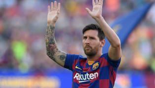 Der FC Barcelonamuss wie befürchtet auch gegen Real Betis Sevilla ohne Weltstar Lionel Messi auskommen. Der argentinische Stürmer fehlte im offiziellen...