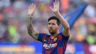 Schlechte Nachrichten für denFC Barcelona: Der amtierende spanische Meister wird wohl auch zum Auftakt in derChampions Leagueauf Lionel Messi verzichten...