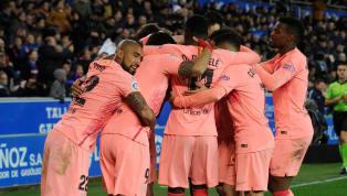Si elAtlético de Madridpierde hoy en el Metropolitano ante el Valencia,elBarcelonaserá automáticamente campeón de Liga. Virtualmente ya lo es, pero...