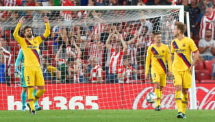 Liga Athletic Club started their La Liga season in the best way possible on Friday night, beating reigning champions Barcelona thanks to a stunning strike from...
