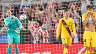 Pour son entrée en lice,le FC Barcelonea déjà été en grande difficulté. A San Mames et sans Lionel Messi, les hommes d'Ernesto Valverde n'ont jamais été...