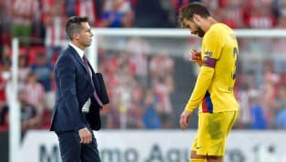 Barcelonadefender Gerard Pique has stated that losing to Athletic Club Bilbaoin the first match of the season is good for the Catalans compared to losing...
