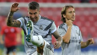 Real Madrid starsSergio Ramos andLuka Modrićhave offered differentexplanations for their shock 2-0 loss to Real Sociedad on Sunday, with the former...