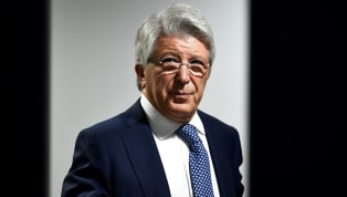 ​Atlético Madrid president Enrique Cerezo has claimed the La Liga giants are not afraid of taking on Champions League holders Liverpool in the last 16 of the...