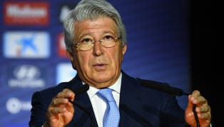ield Atlético Madrid president Enrique Cerezo expressed his satisfaction following his side's Champions League first leg win over Liverpool, and even joked...