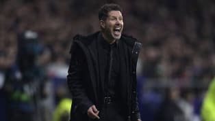 Diego Simeone Claims Atletico Madrid 'Needed More Luck' During 1-1 Barcelona Draw